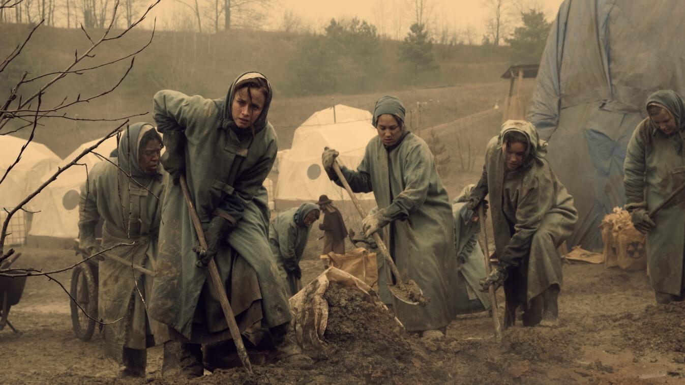 The Handmaid's Tale. Imagen: Hulu