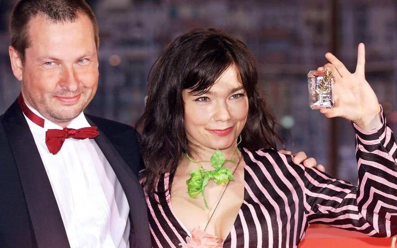 """Lars Von Trier dice que solo """"abrazó"""" a Björk y que apoya el movimiento #MeToo"""