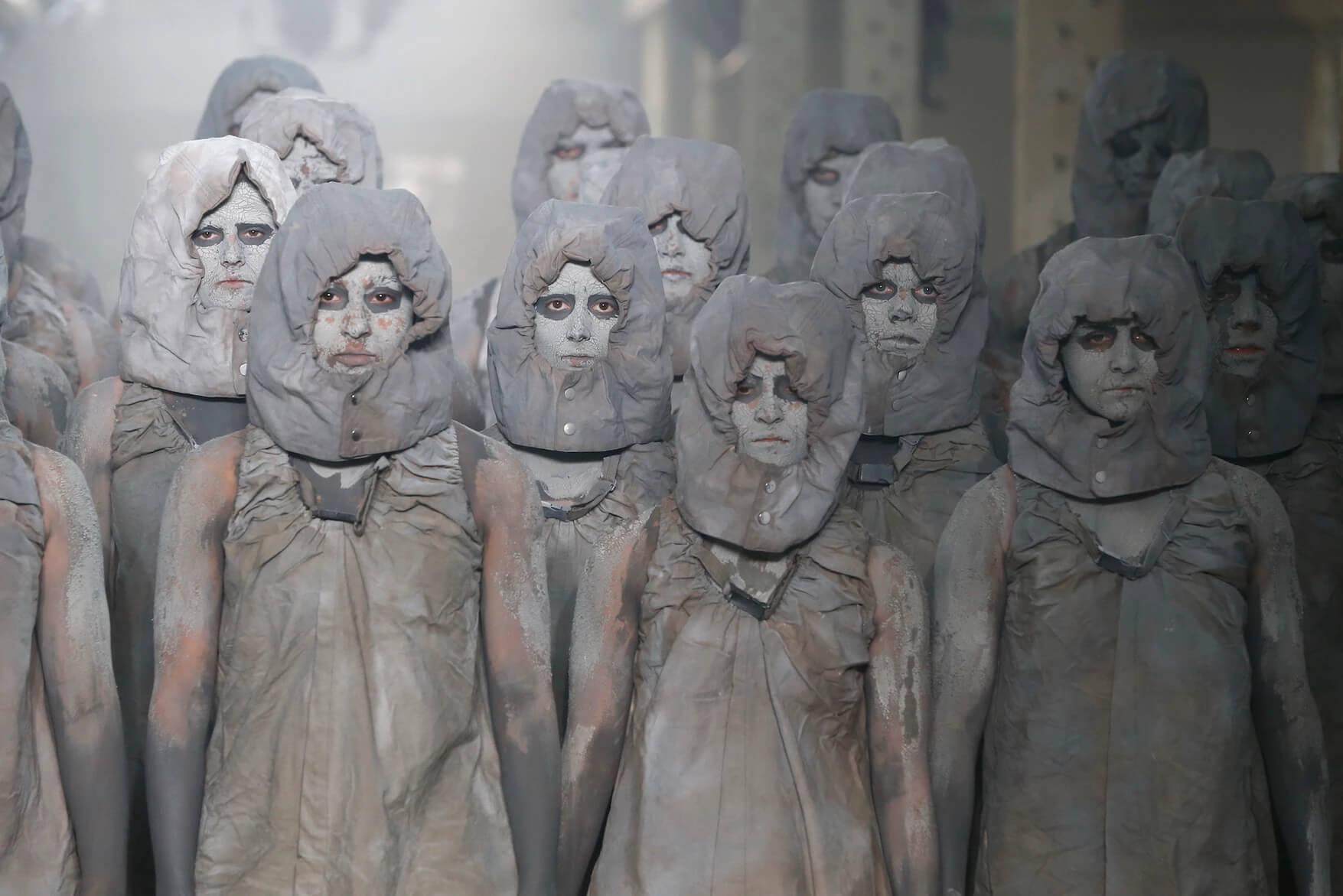 A-COLD-WALL*: La distopia apocalíptica de Samuel Ross llegó a la #LondonFashionWeek
