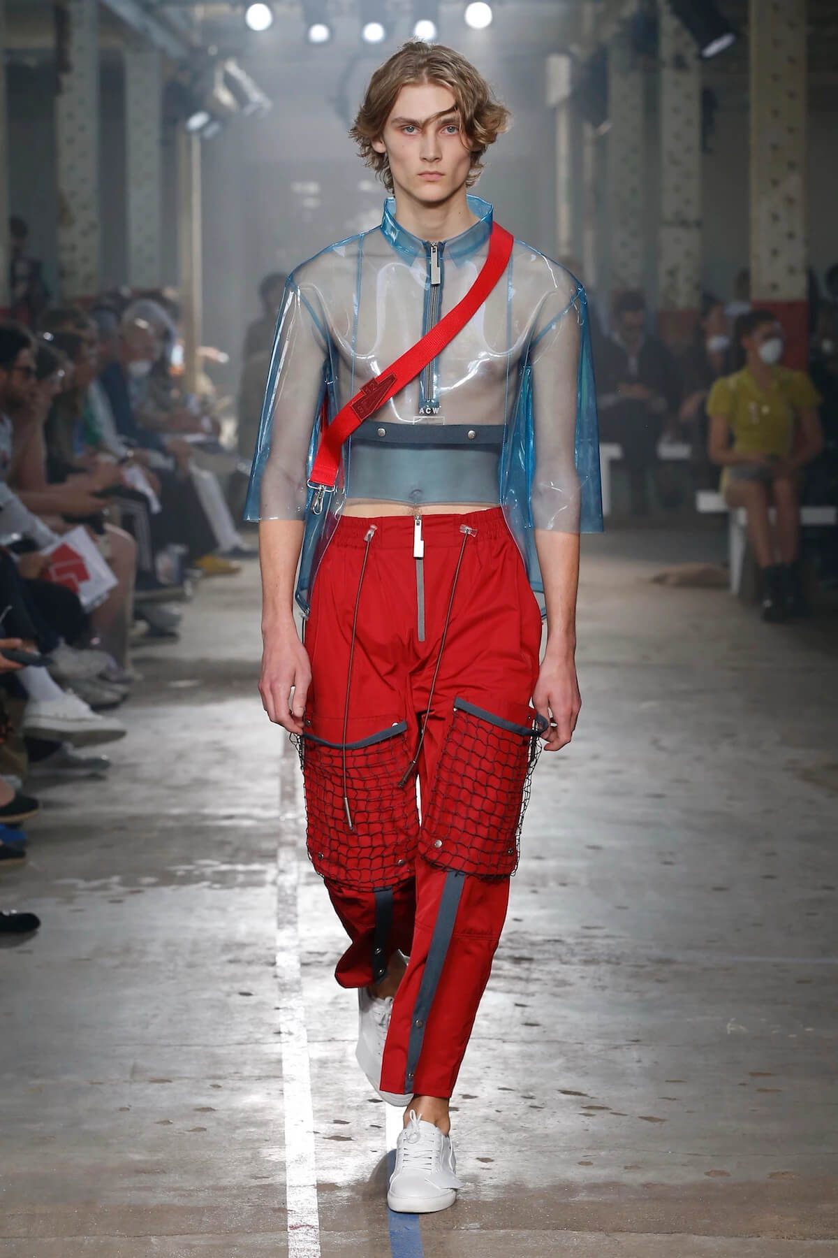 A-COLD-WALL* - Spring / Summer 2019. Imagen: A-COLD-WALL*