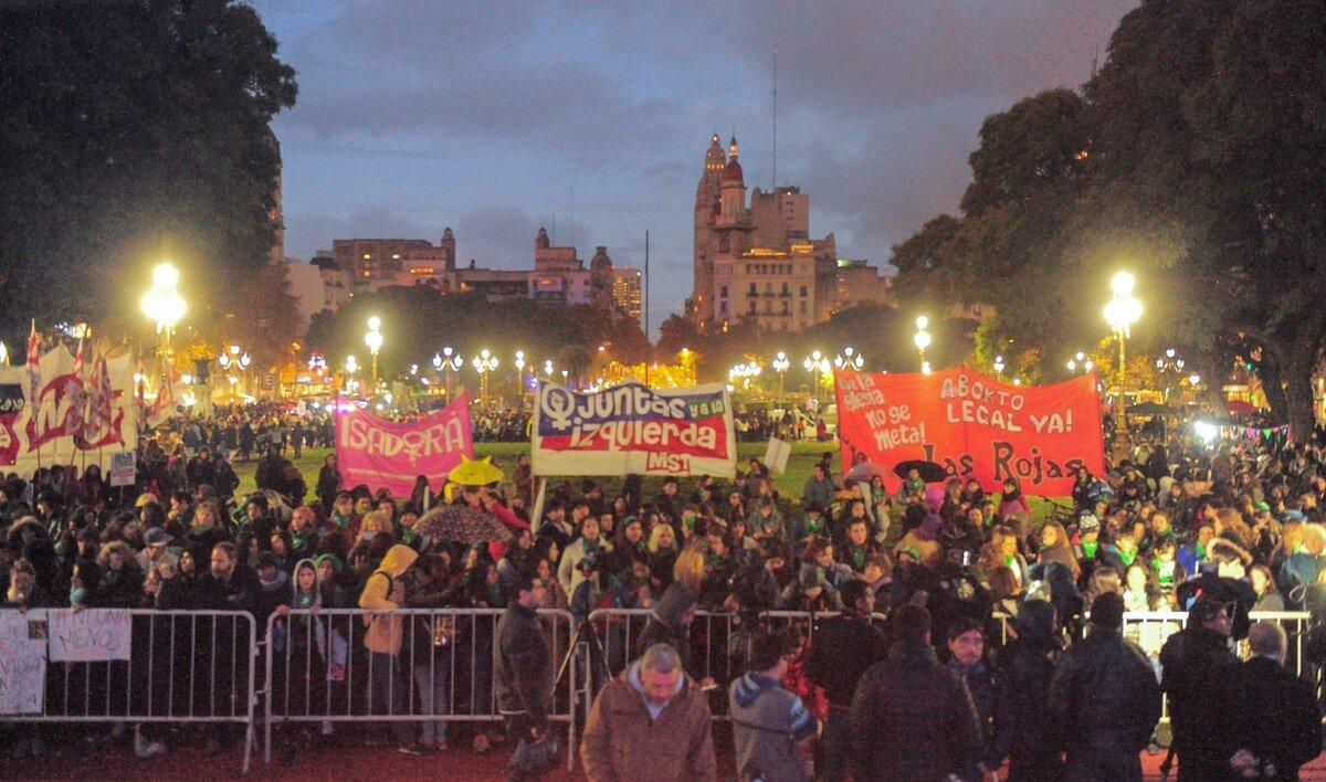 Fotografía: Clarín/Mario Quinteros