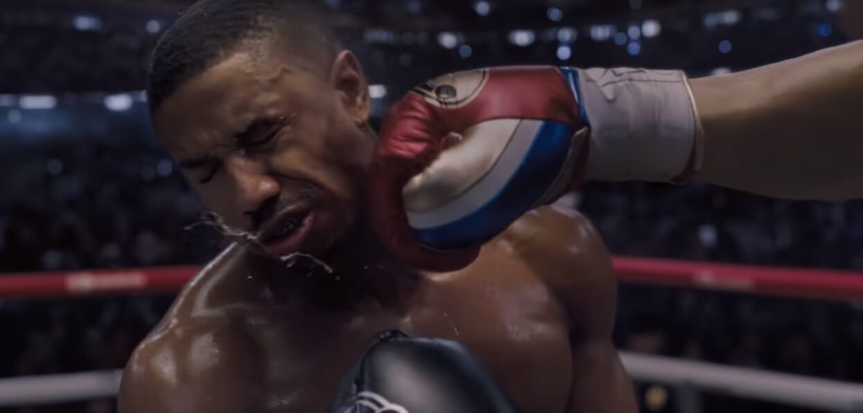 "Michael B. Jordan vuelve al ring en el épico trailer de ""Creed 2"""