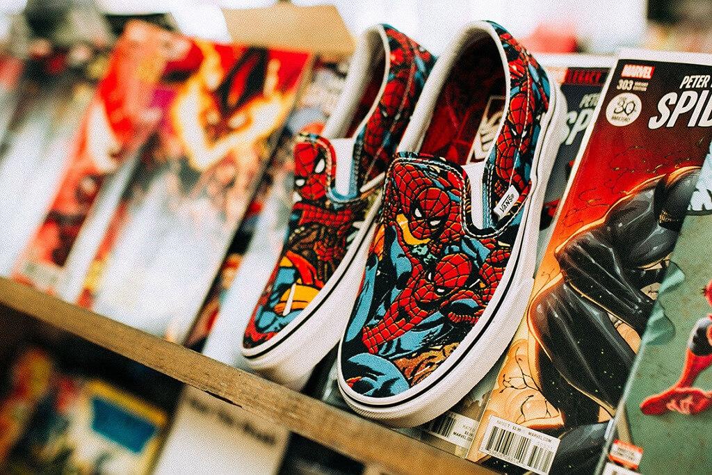 Solo para superhéroes: Vans y Marvel se unen en una cápsula inspirada en The Avengers