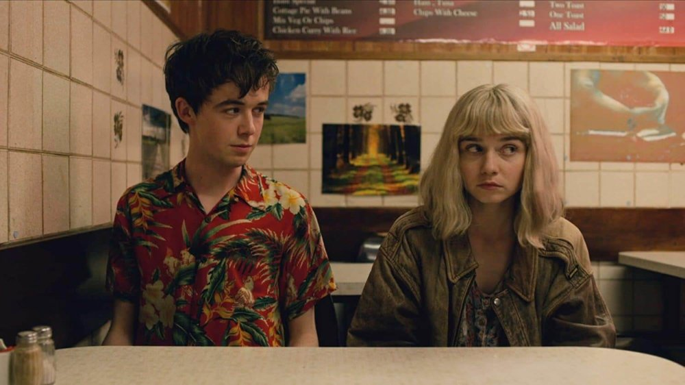 The End of the F***ing World. Imagen: Netflix