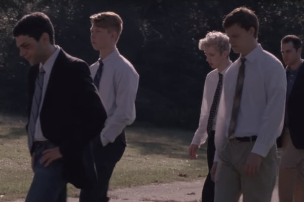 Boy Erased. Imagen: Focus Features