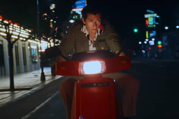 Alex Turner en el video