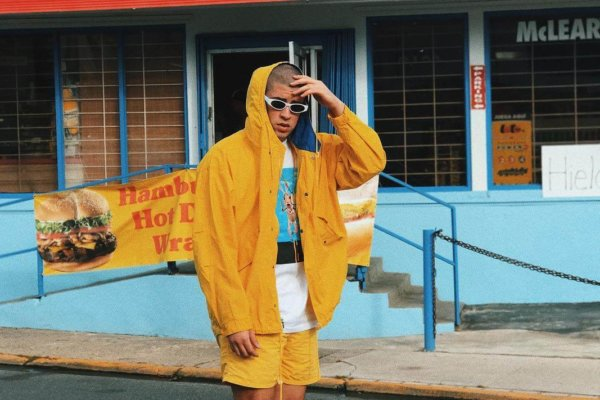 Bad Bunny. Fotografía: Instagram/Bad Bunny