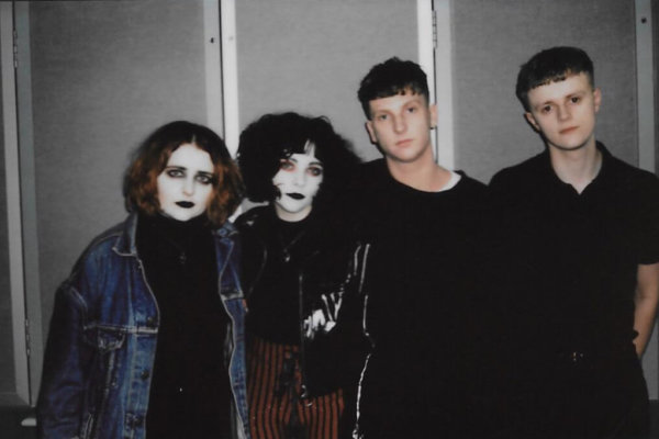 Pale Waves. Fotografía: Pale Waves/Instagram