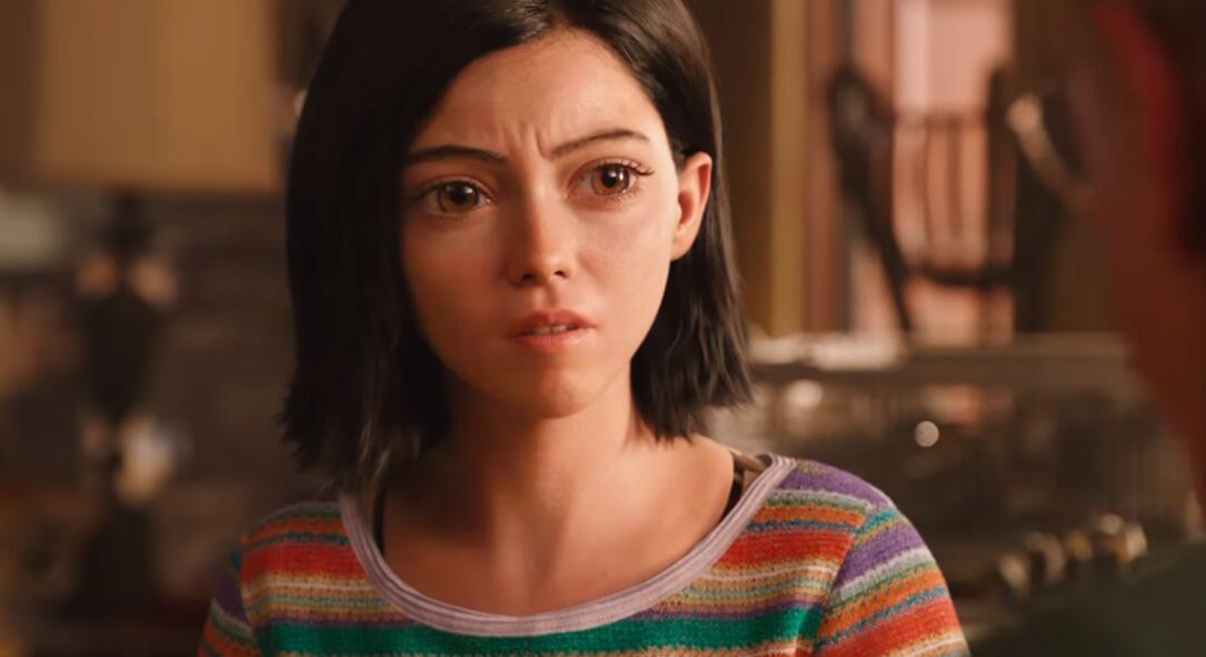 """El nuevo trailer de """"Alita: Battle Angel"""" es un animé live-action con androides cyberpunk"""