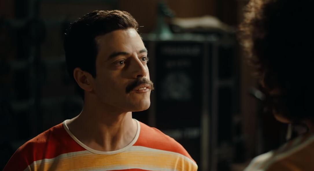 """El nuevo trailer de """"Bohemian Rhapsody"""" con Rami Malek va a hacerte cantar """"We Are The Champions"""""""