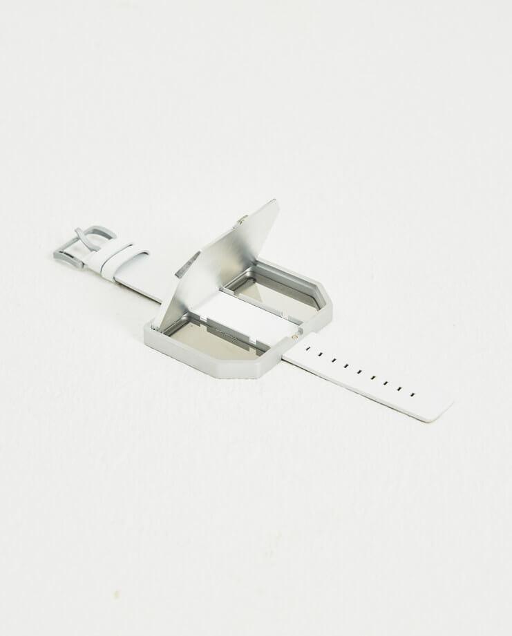 Space Bracelet de Raf Simons x Calvin Klein. Fotografía: Showstudio