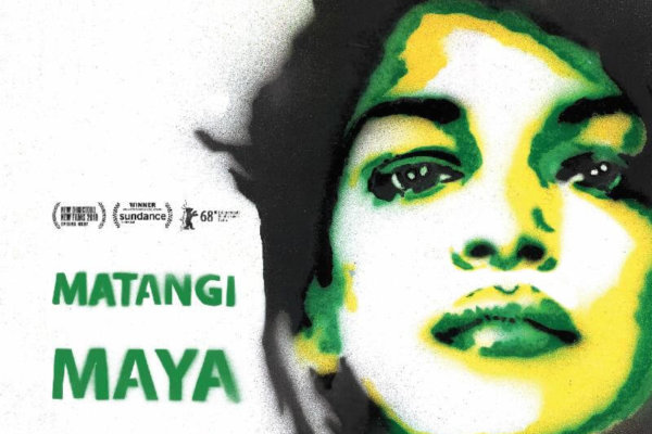 Poster del documental Matangi / Maya / M.I.A. Fotografía: Press