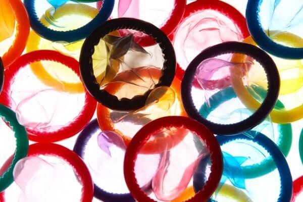 Preservativos. Imagen: 123ref