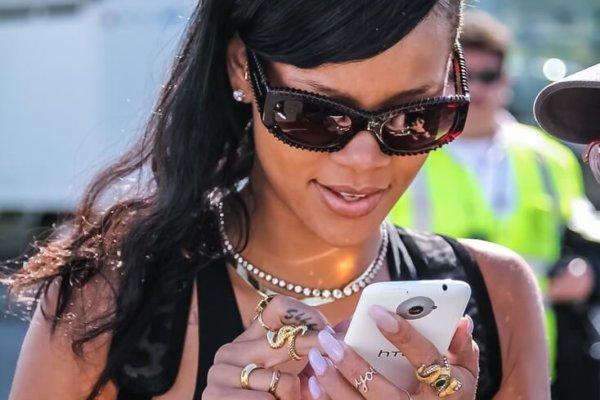 Rihanna. Fotografía: Splash