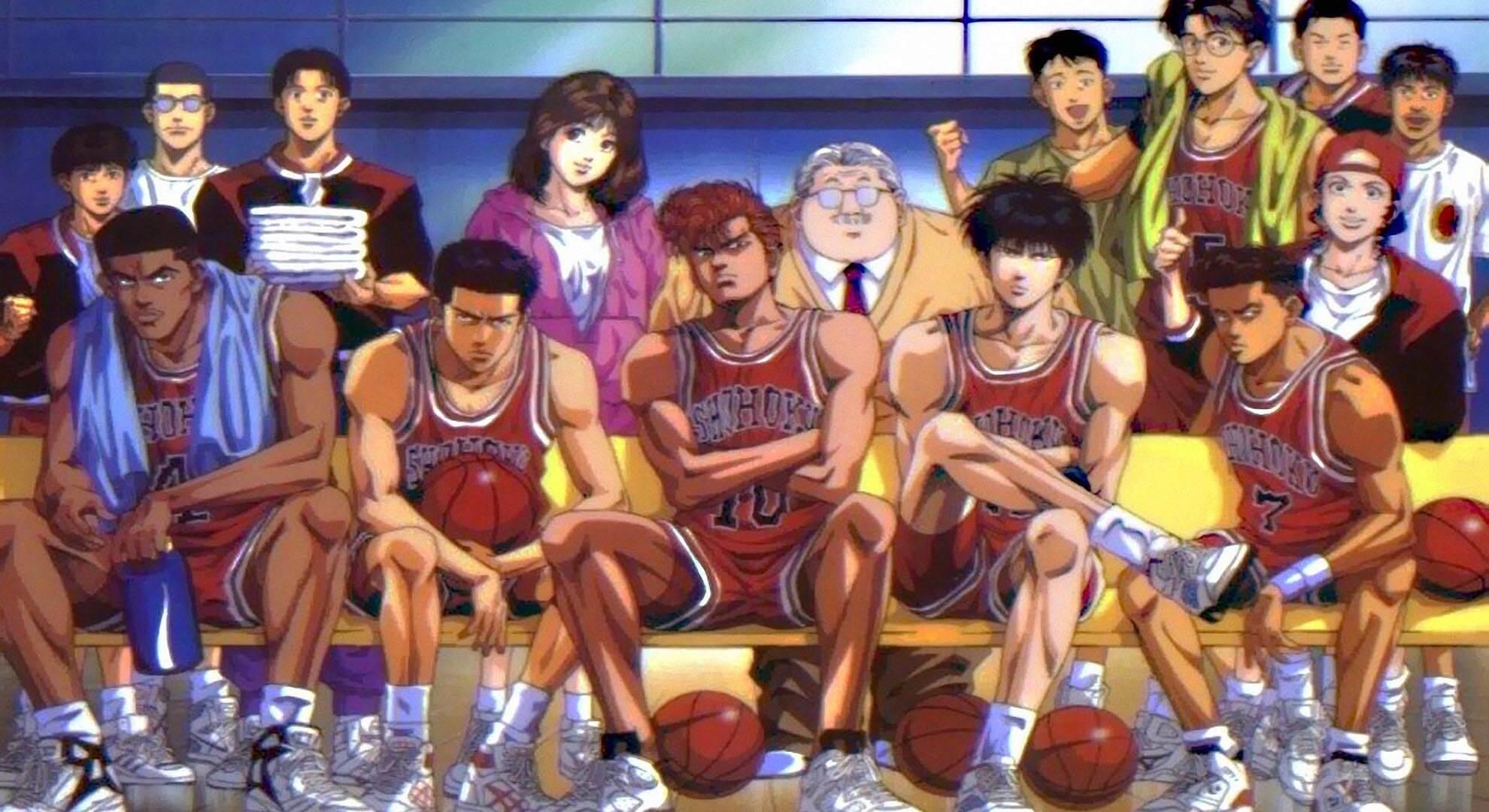 "Toei Animation Studio lanzará un videojuego móvil del animé ""Slam Dunk"""