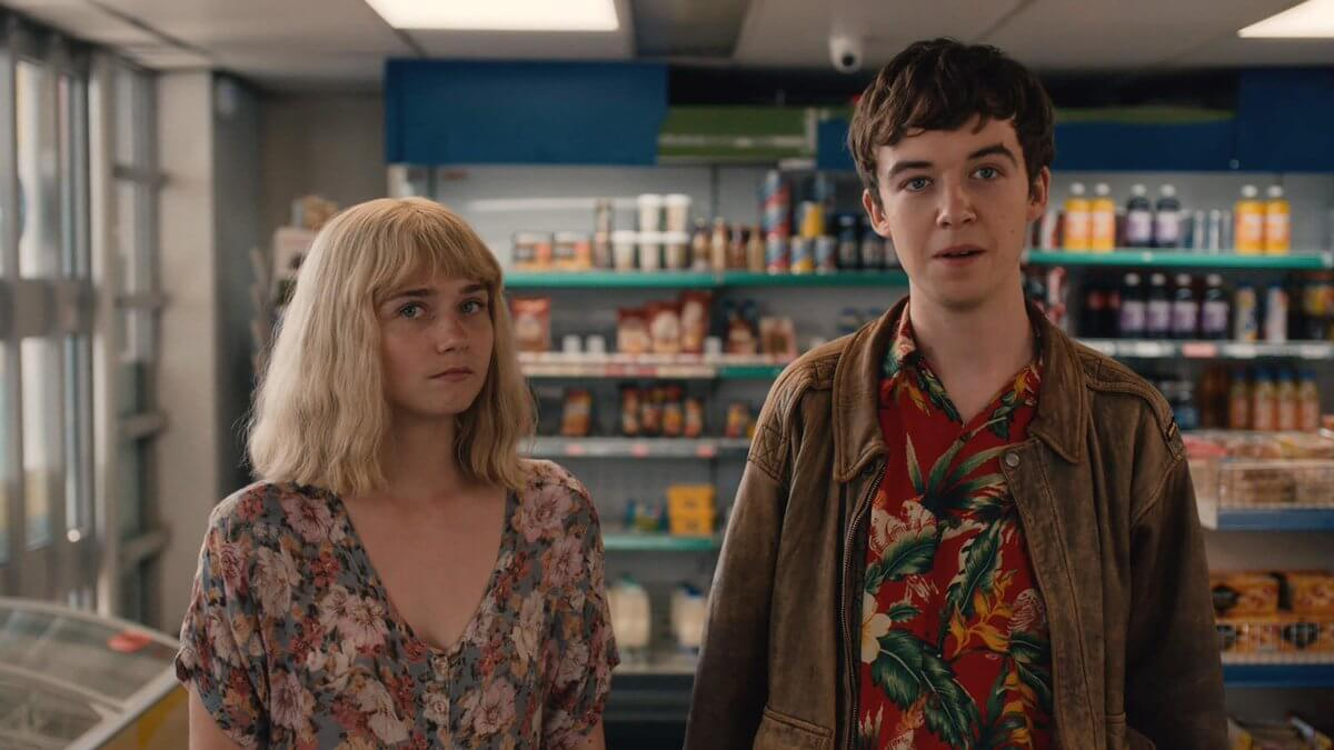 "El soundtrack de ""The End of the F***ing World"", una playlist de oldies para adolescentes desadaptados"