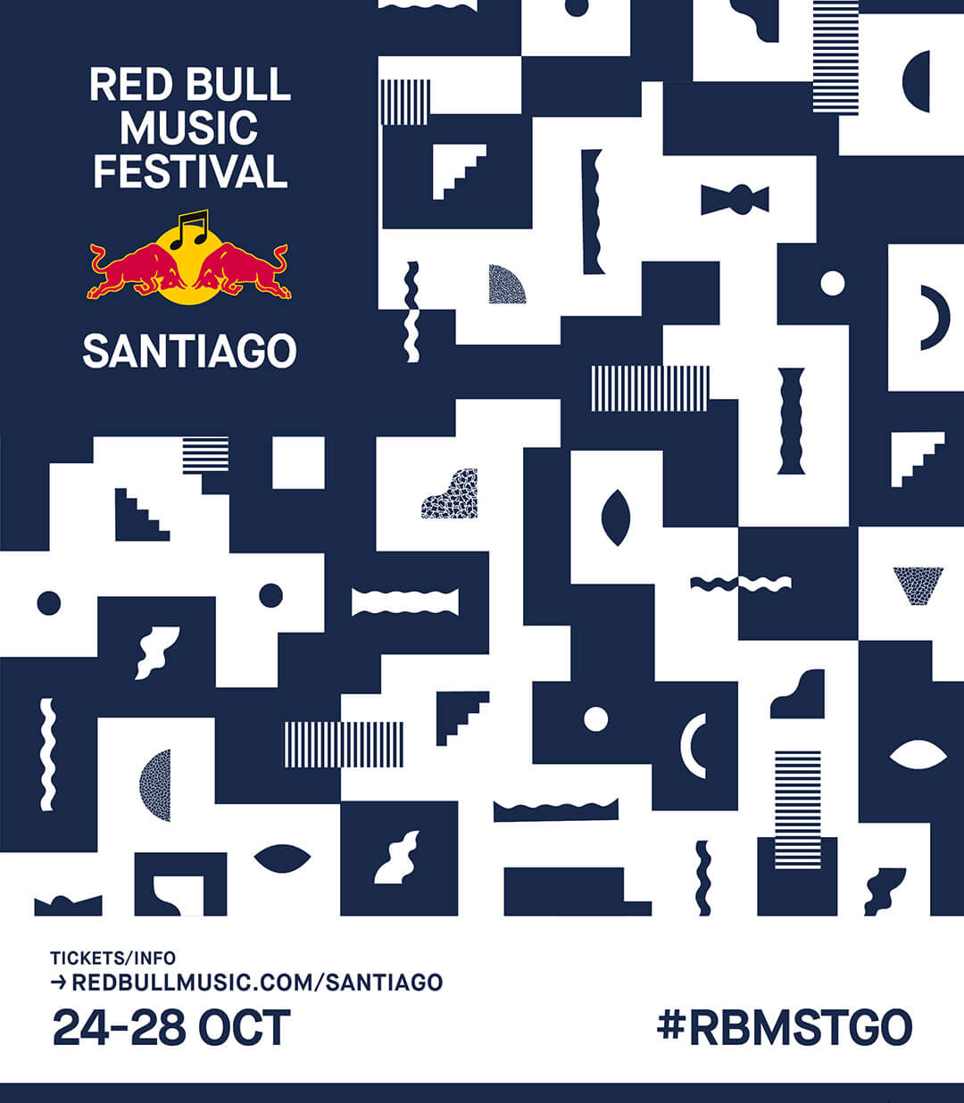 Lo que debes saber del Red Bull Music Festival Santiago 2018