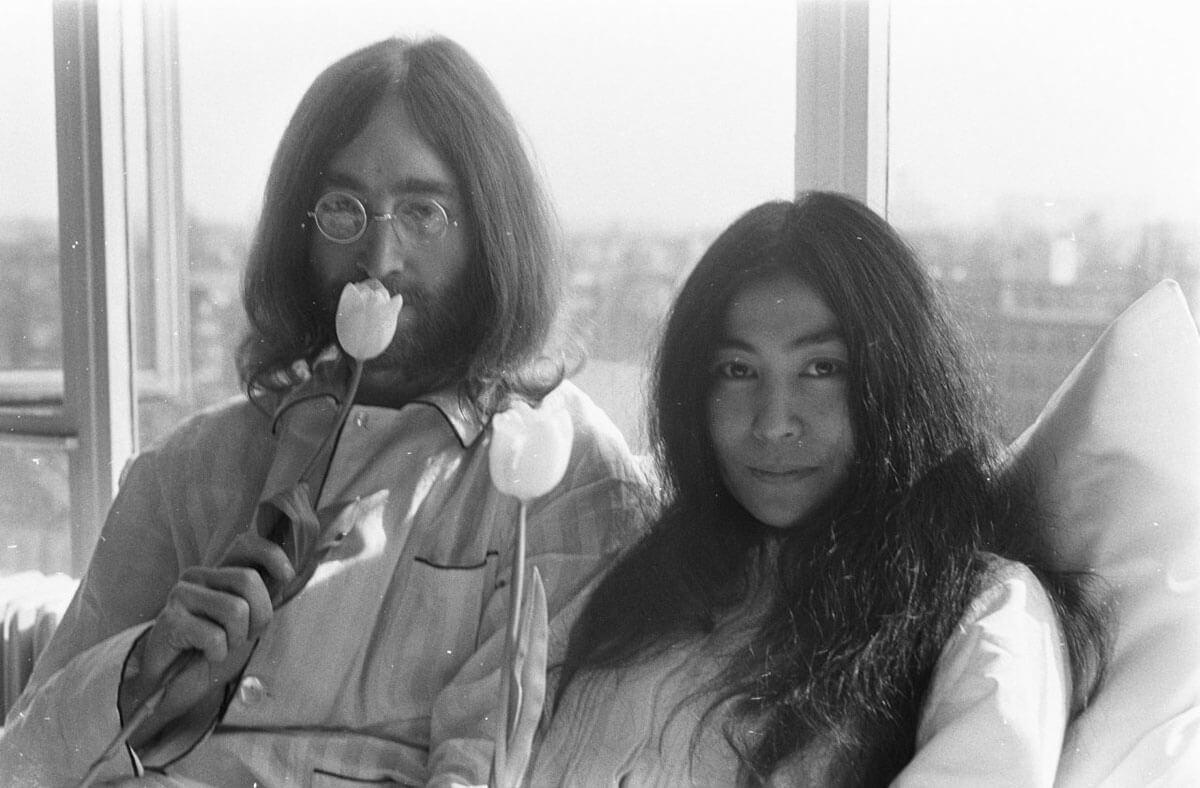 """El filme """"Imagine"""" de John Lennon y Yoko Ono se estrenará en cines con nuevo material"""