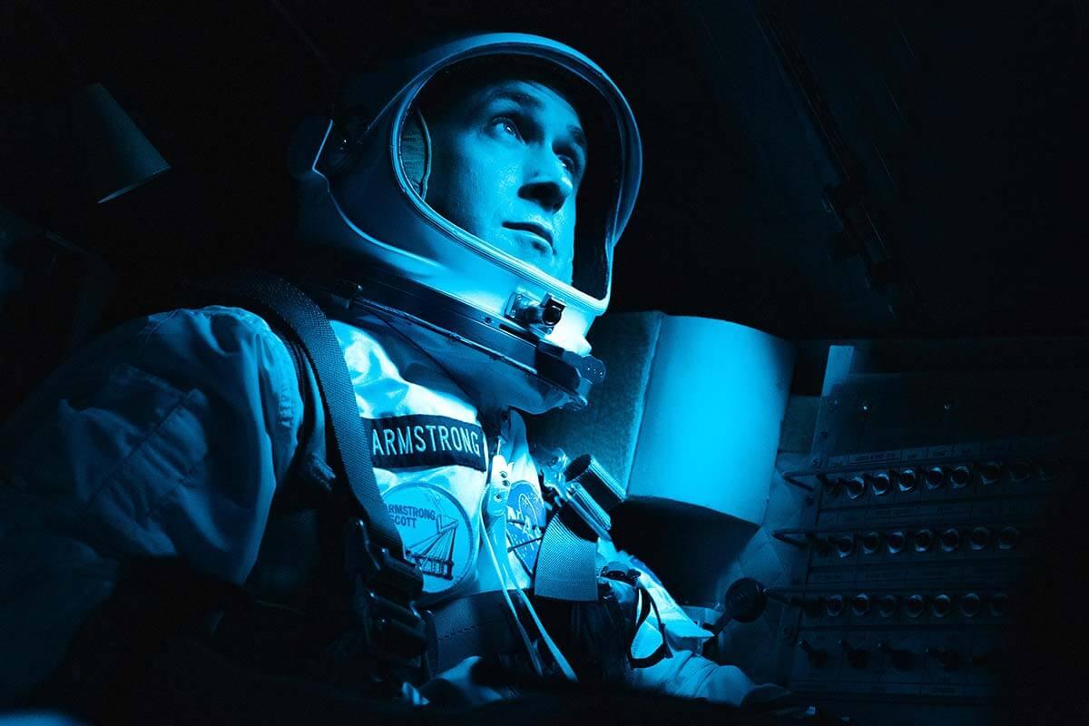 """""""First Man"""": Ryan Gosling da un salto a lo desconocido en el nuevo filme de Damien Chazelle"""