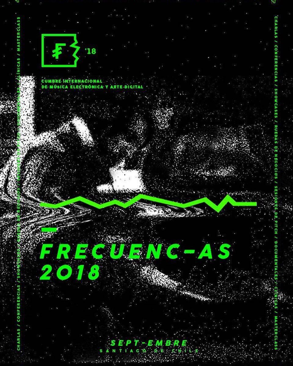 Frecuencias 2018 abre convocatoria a artistas y productores de música electrónica para su nueva edición