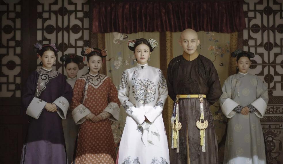 The Story of Yanxi Palace. Fotografía: iQIYI