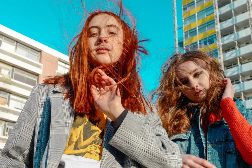 Let's Eat Grandma. Fptografía: Press