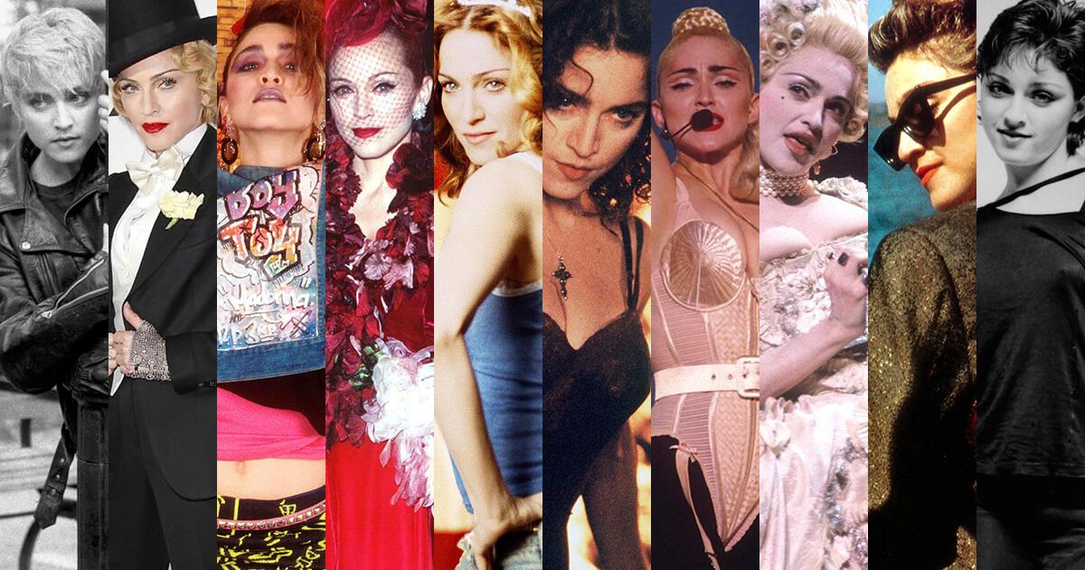 Madonna, ícono. Fotografía: REX/Getty Images/Kevin Mazur/Press
