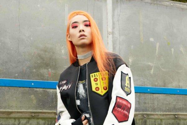 Rina Sawayama. Fotografía: W Mag