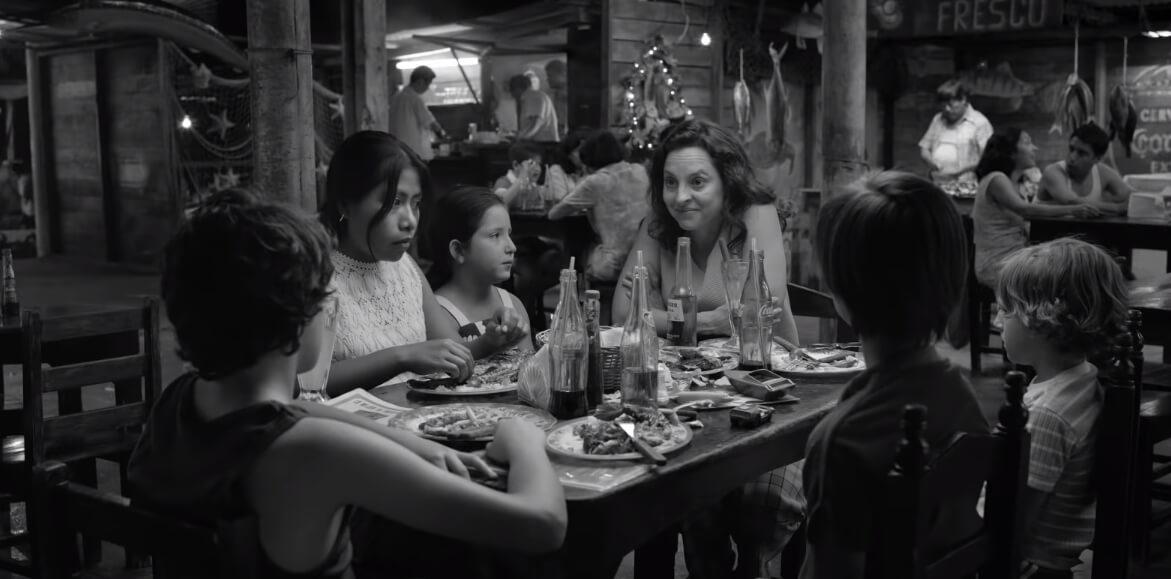 """Alfonso Cuarón estrena el trailer de """"Roma"""", la joya en blanco y negro que busca un Oscar"""