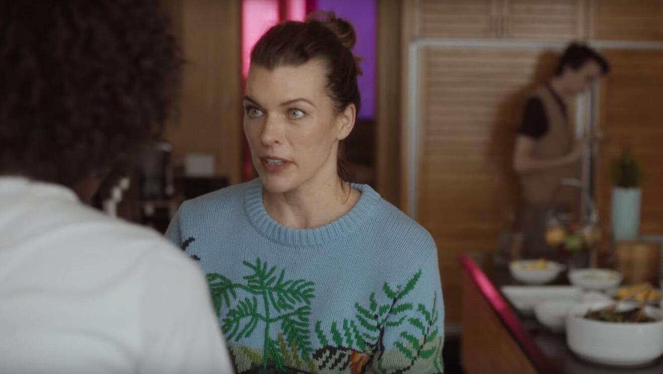 """Milla Jovovich, Spike Jonze y Humberto León juntos en """"The Everything"""", el nuevo corto demente de KENZO"""