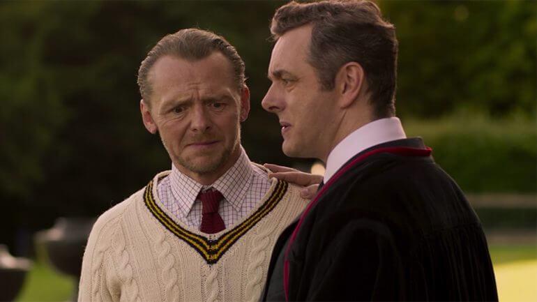 """""""Slaughterhouse Rulez"""": Simon Pegg y Nick Frost desatan un infierno de comedia y horror en un internado"""