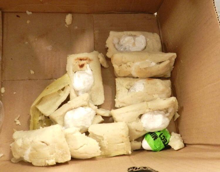 Pobres tamales. Imagen: Policía de Houston