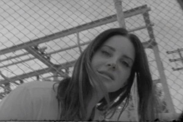 Lana Del Rey en su video