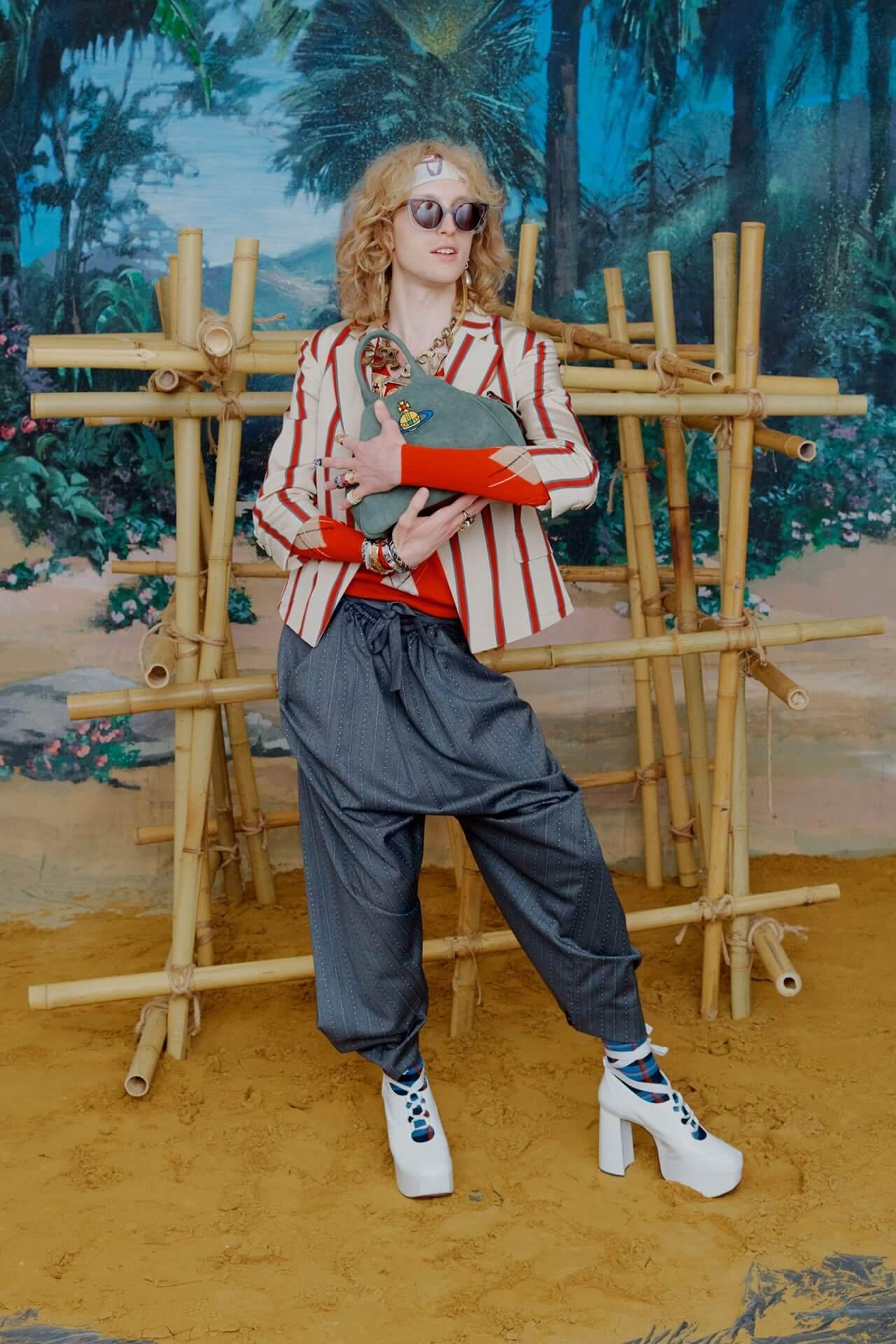 Vivienne Westwood SS 2019. Fotografía: Vivienne Westwood