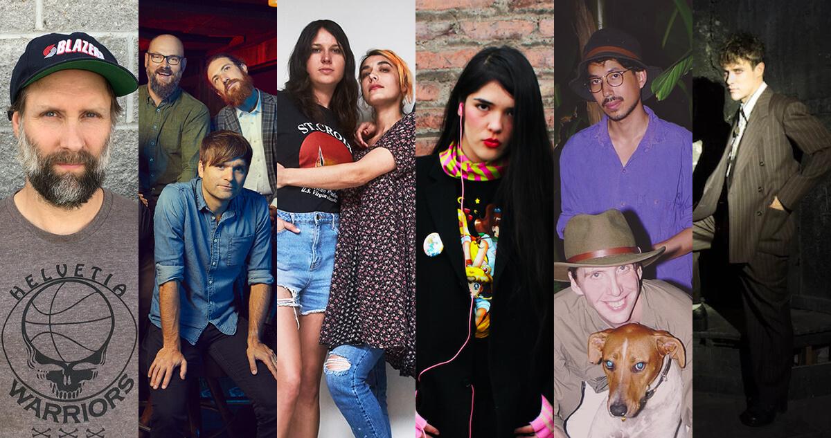 Las 6 bandas que encenderán el festival Fauna Primavera 2018