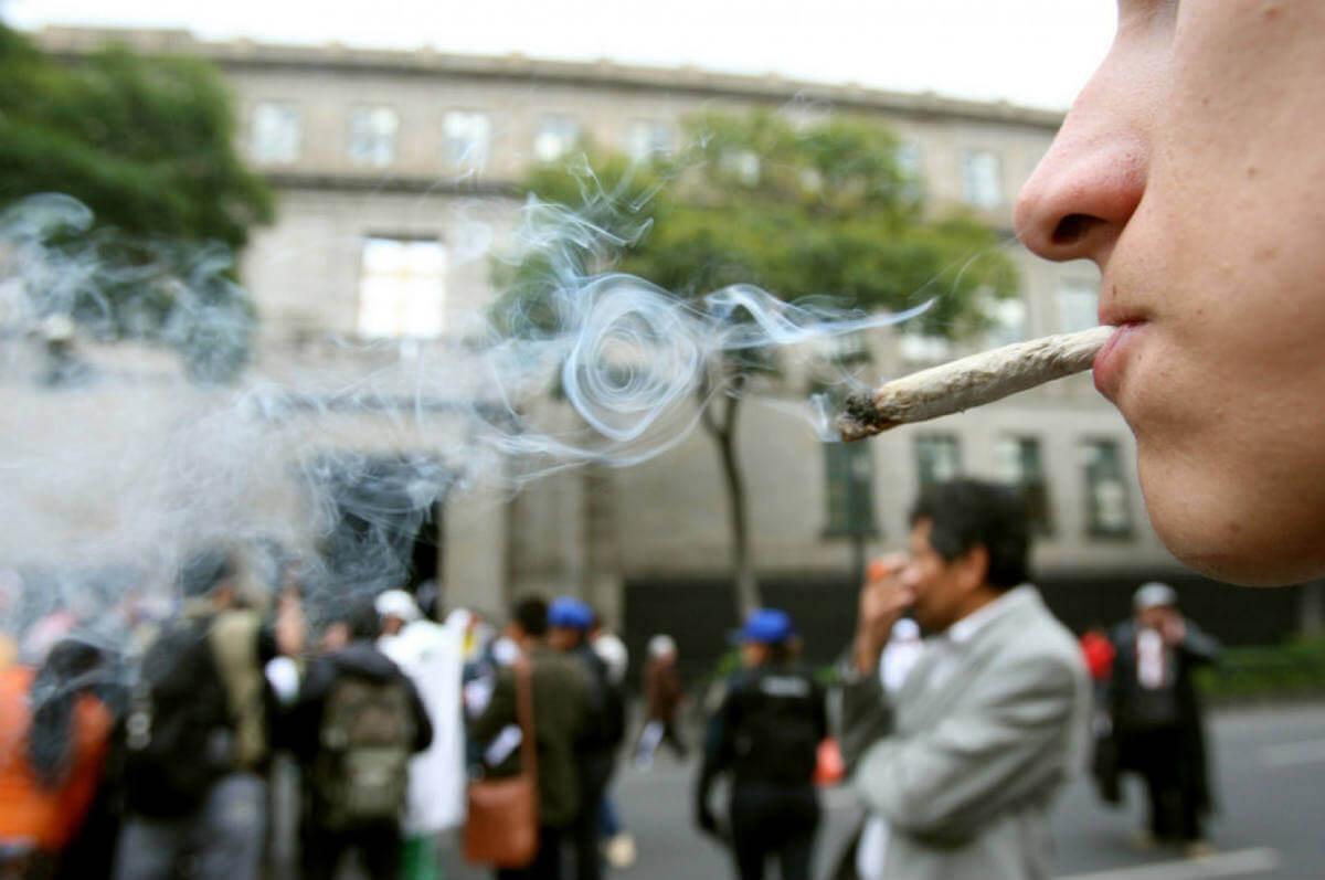 México podría legalizar la marihuana a corto plazo