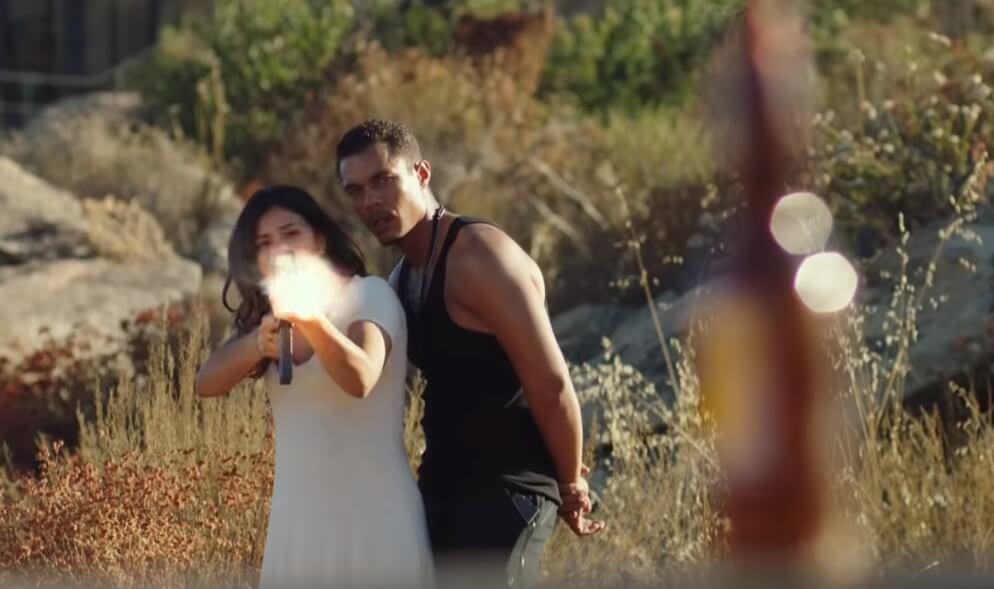 """""""Miss Bala"""": Gina Rodríguez lucha por su vida viviendo con un sangriento cartel en Tijuana"""