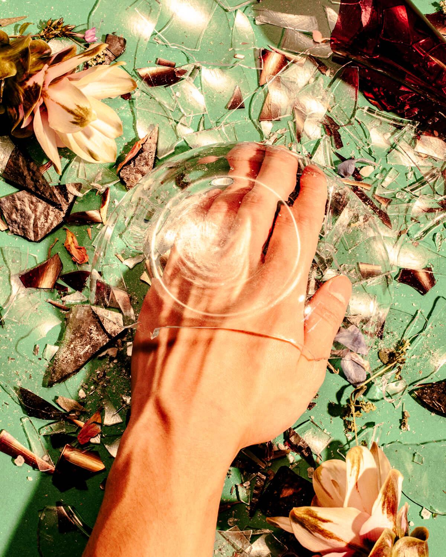 """""""Shattered"""". Fotografía: Joon Lee"""