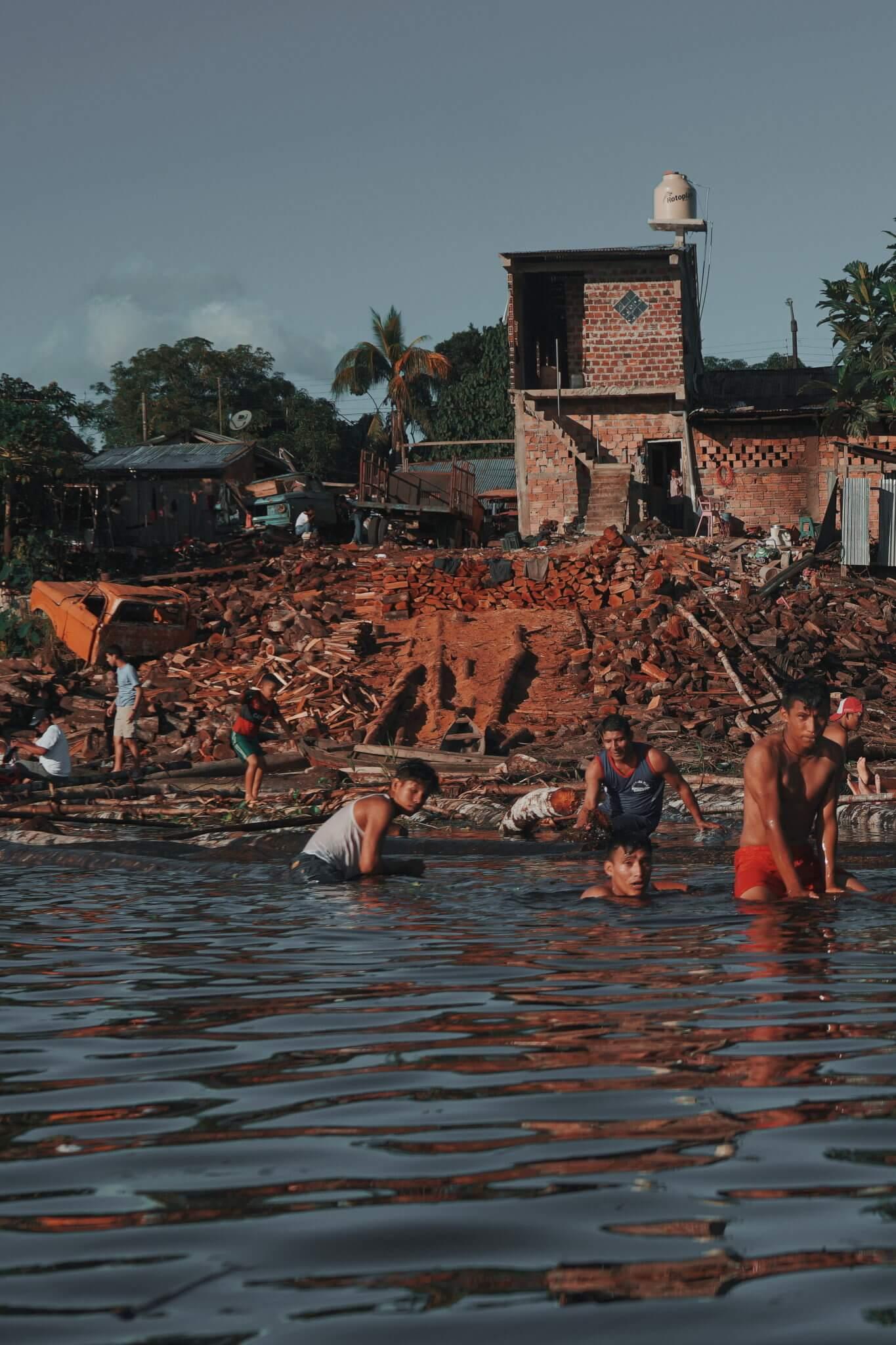 """""""Iquitos Worldwide"""", la otra cara de la ciudad y la selva desde el corazón del Amazonas"""