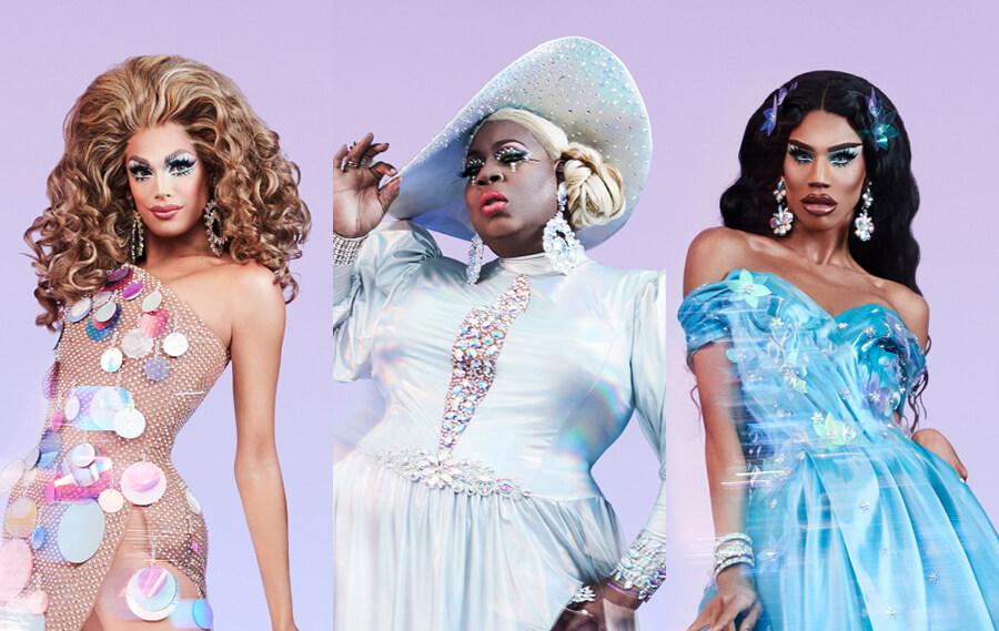 WERK! Valentina, Naomi Smalls, Latrice Royale y más se enfrentarán en el All Stars 4 de RuPaul's Drag Race