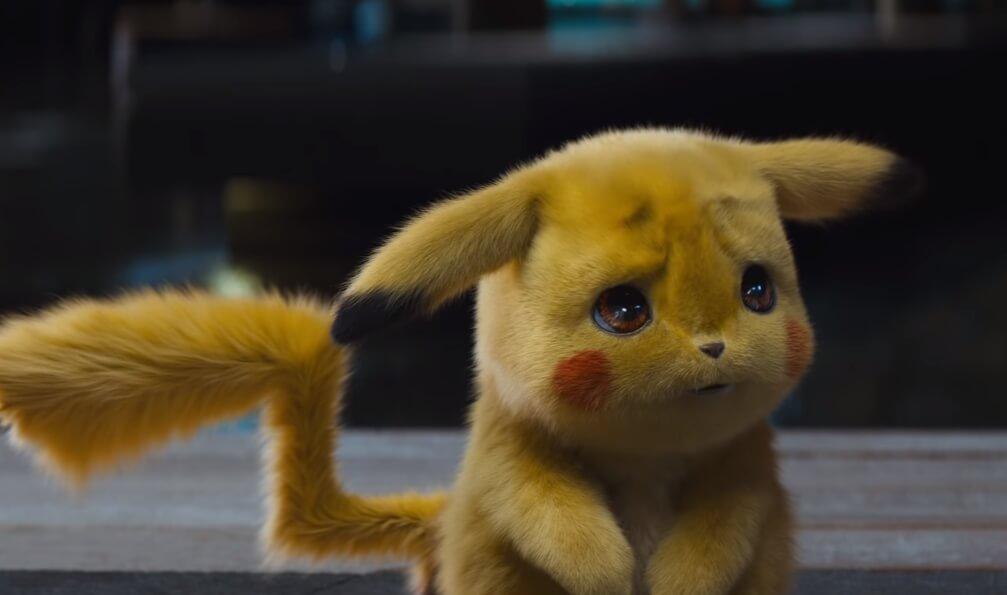 """""""Detective Pikachu"""": Ryan Reynolds es la voz de un Pokémon en este trailer perturbador e hiperrealista"""