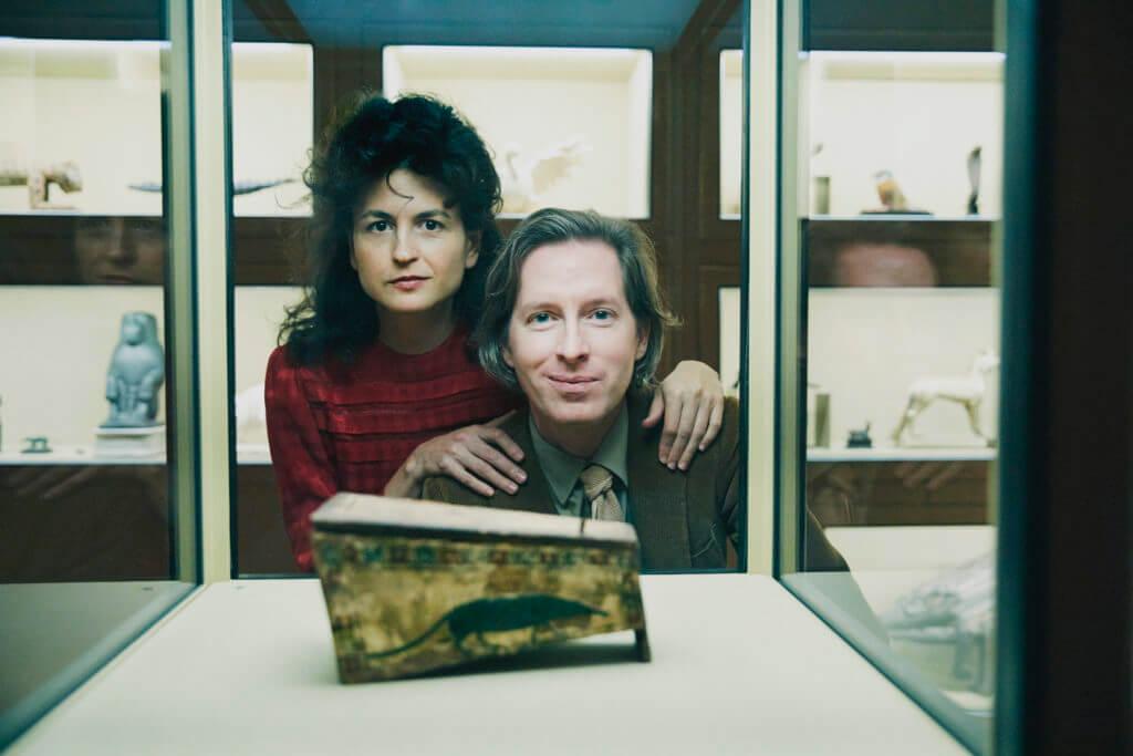 Así es la curiosa exhibición de Wes Anderson en Viena que terminó enloqueciendo a los empleados de un museo