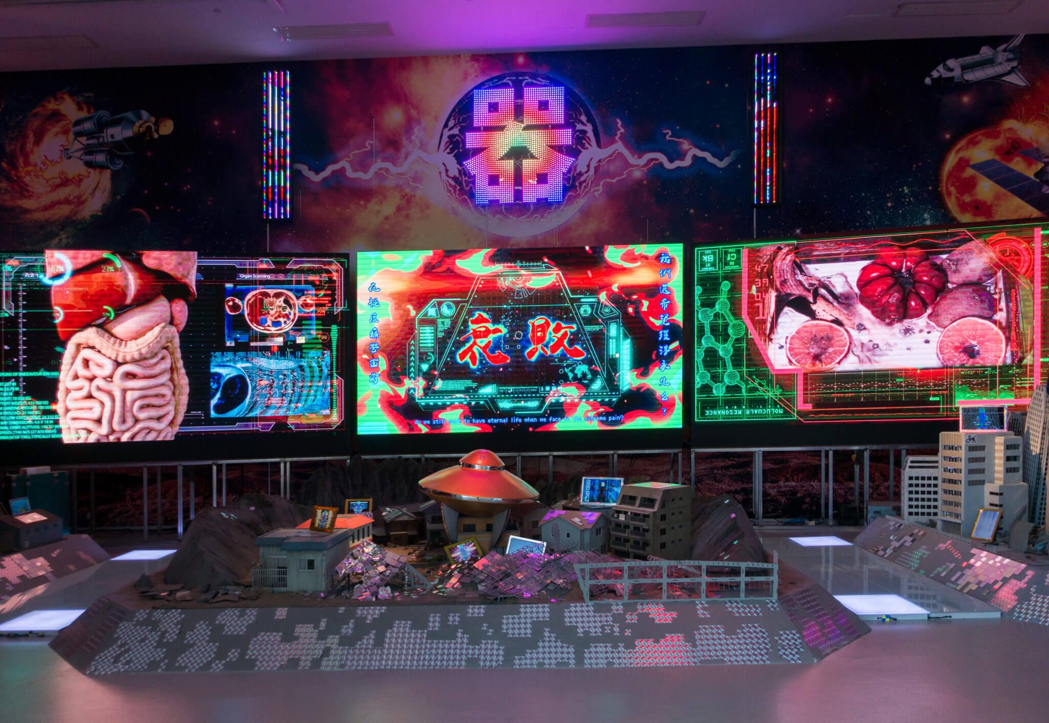 Las 7 obras más impactantes de la décima edición de la Biennale de Shanghai