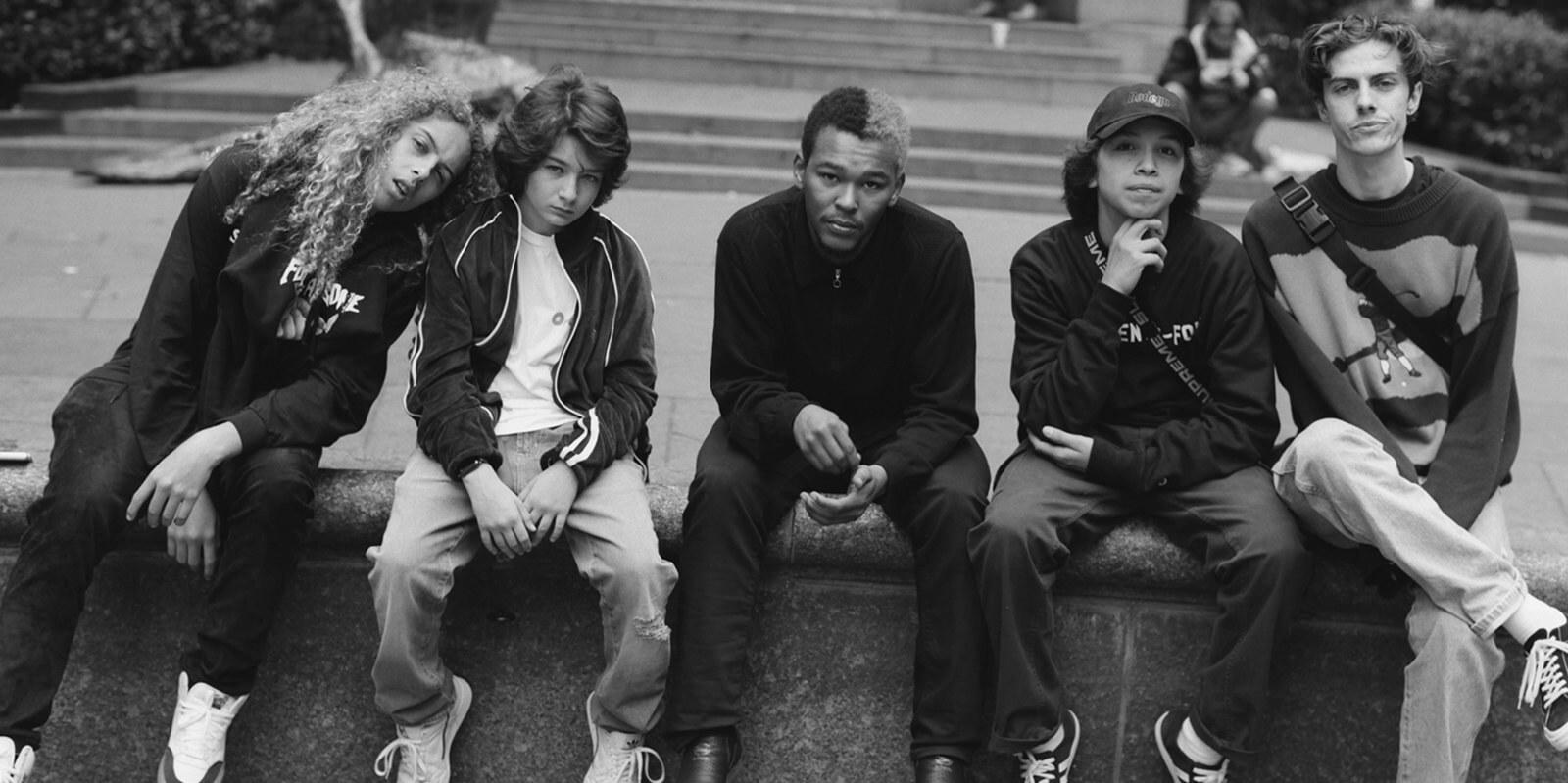 """""""Mid90s"""": Estos son los skateboarders que Jonah Hill transformó en actores para su primera película"""