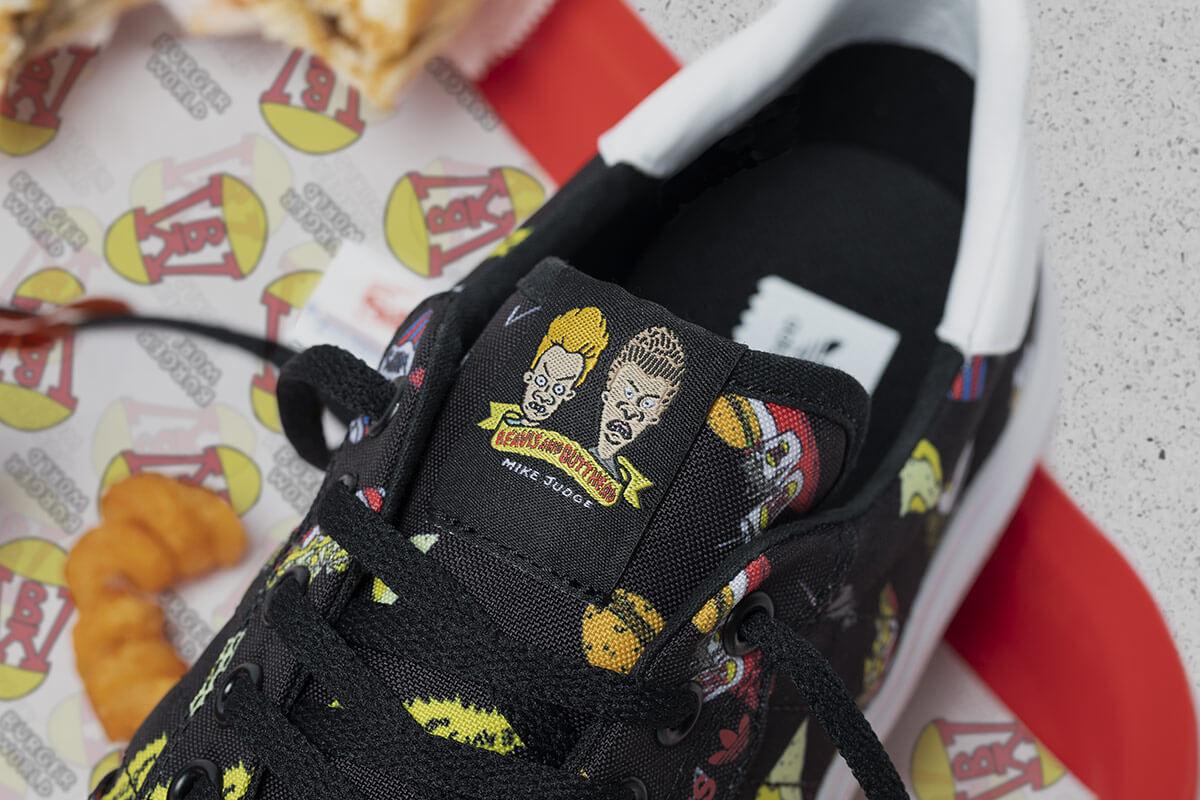 Beavis & Butthead regresan en esta cápsula skate diseñada por adidas