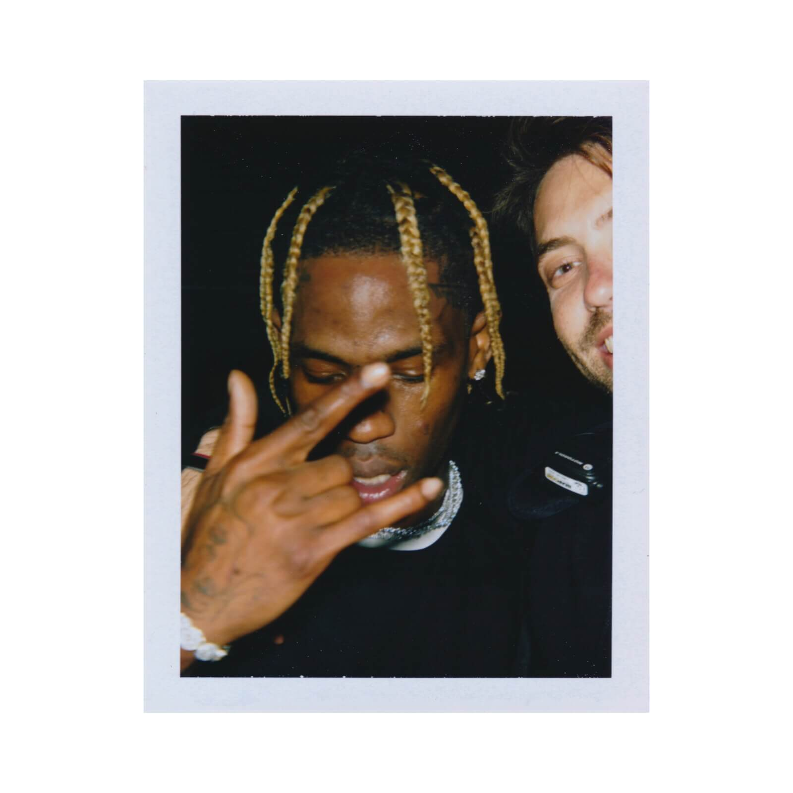 Travis Scott. Fotografía: Stillz