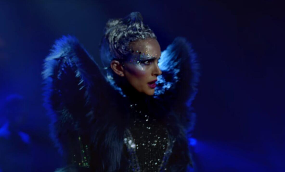 """Natalie Portman canta un nuevo tema de Sia en el trailer final de """"Vox Lux"""""""
