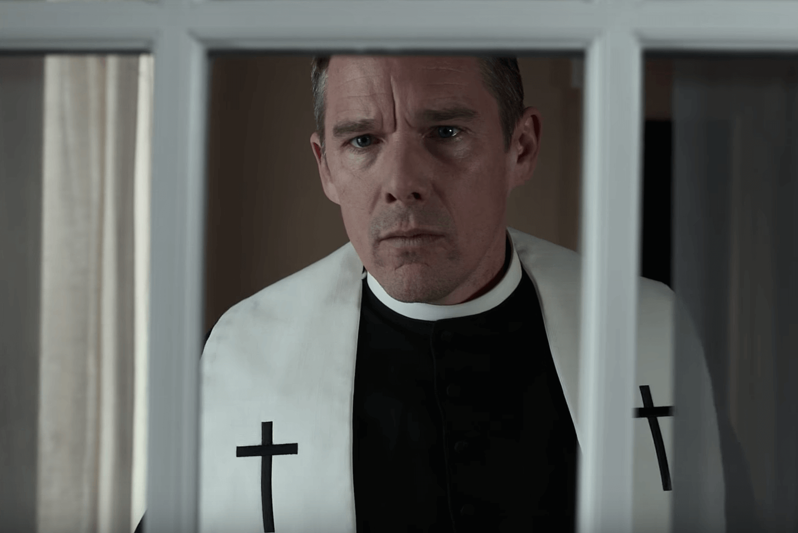 First Reformed. Imagen: Killer Films