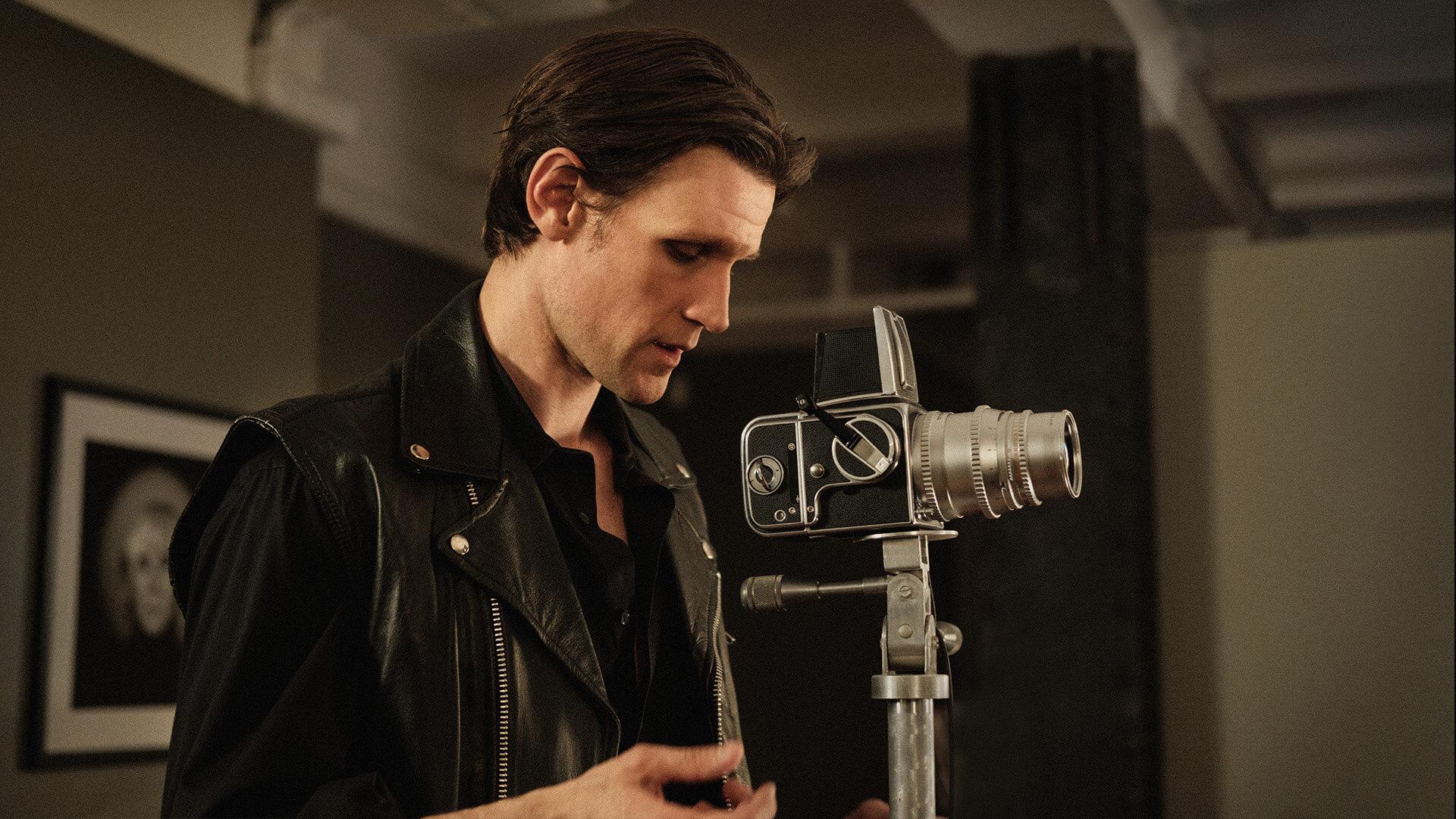Aquí está el primer trailer de la biopic del icónico fotógrafo Robert Mapplethorpe
