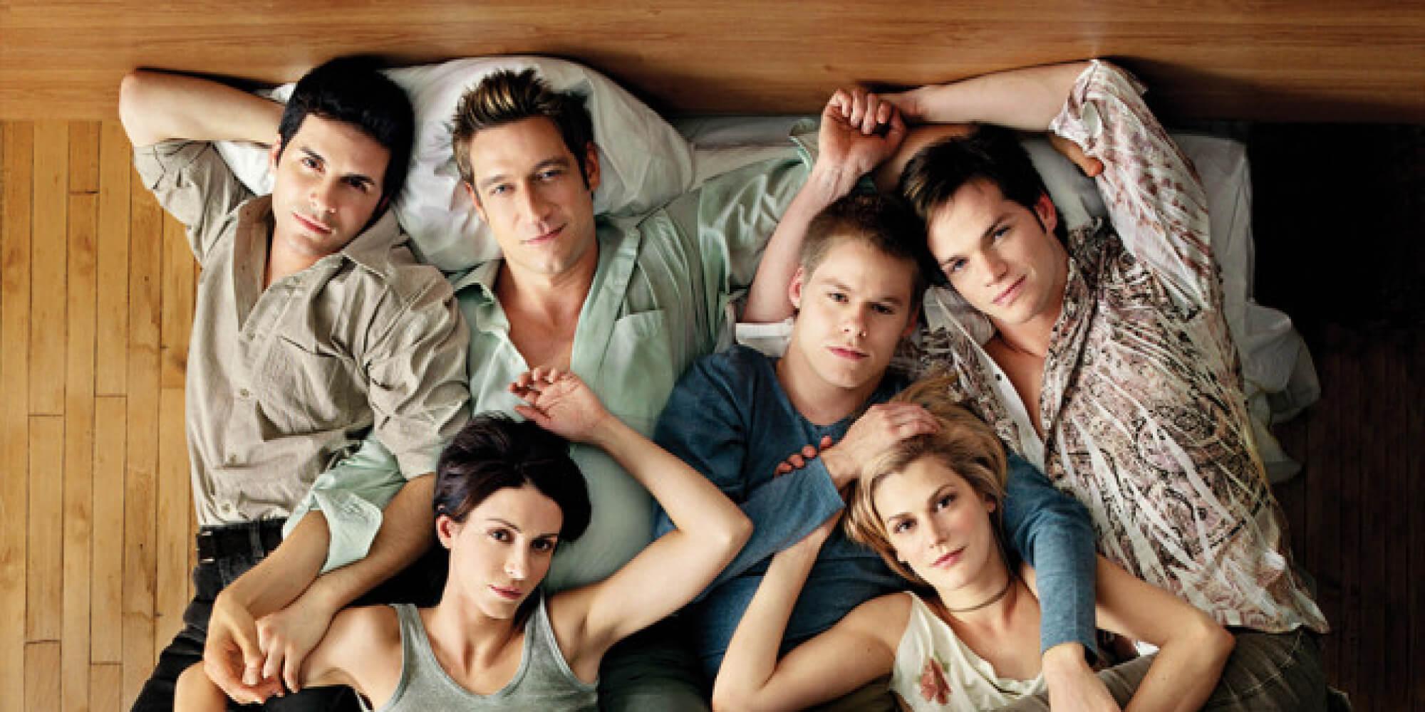 """""""Queer As Folk"""" regresa a la TV en una nueva versión centrada en la nueva realidad LGBTQI+"""
